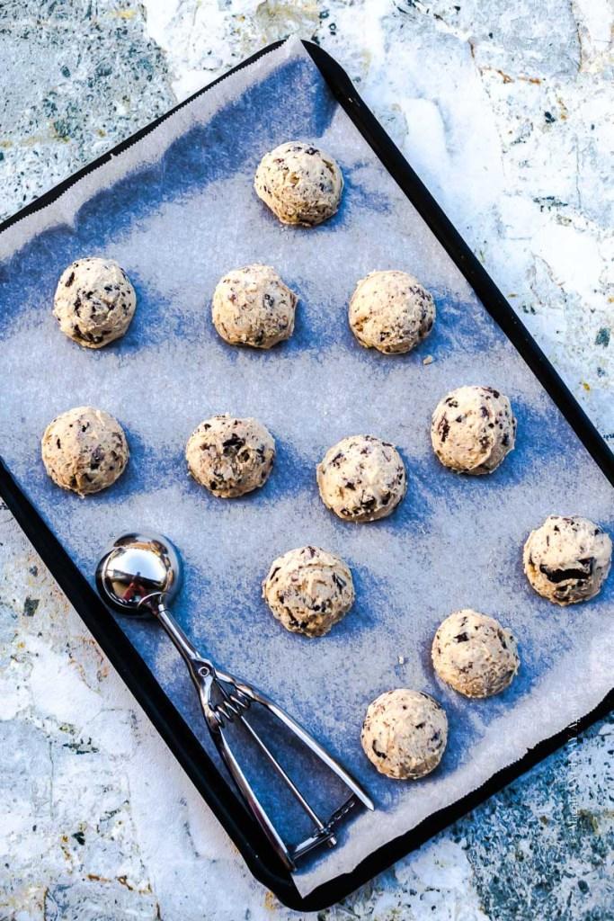 Cookies 2 chocolats - Magali ANCENAY