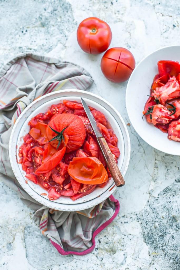 Monder les tomates anciennes - Magali ANCENAY