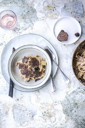 Pâtes aux truffes Big Mamma - Magali ANCENAY