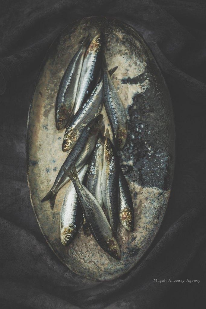 Sardines - Magali Ancenay