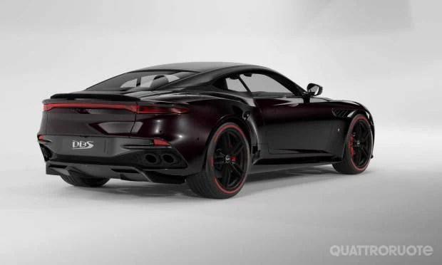 Aston Martin DBS Superleggera Tag Heuer (2019)