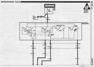 wiper wiring diagram  CorvetteForum  Chevrolet Corvette