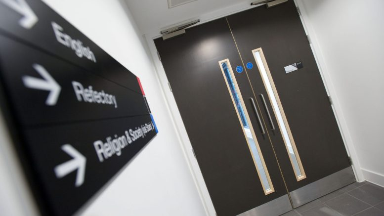 ASSA ABLOY Door Group ticks all the boxes for fire door compliance