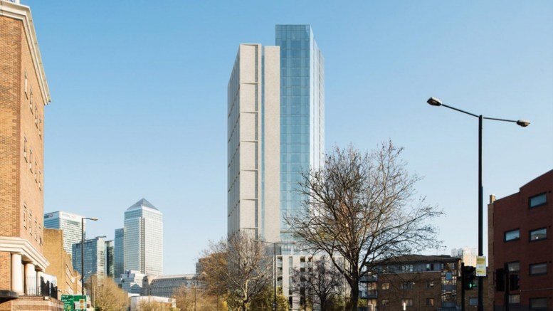 Ground-breaking at Central London's largest Premier Inn