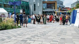 A Degree of Excellence: Charcon provides first-class paving solution for Sheffield University