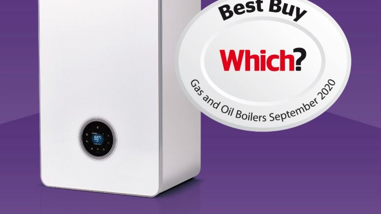 Worcester Bosch named Which? Best Buy Boiler Brand in the UK for eleventh year running