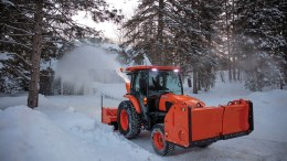 Six new sizes – Nokian Hakkapeliitta TRI extends the all-season capabilities of compact tractors