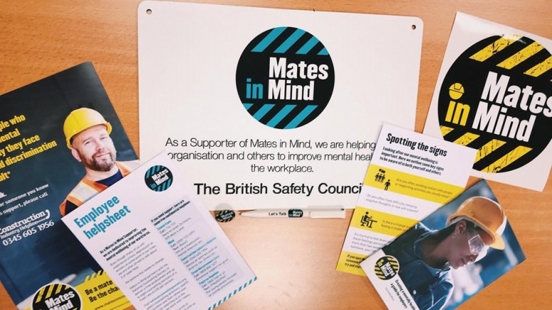 Mates in Mind charity celebrate workplace mental health innovation and impact