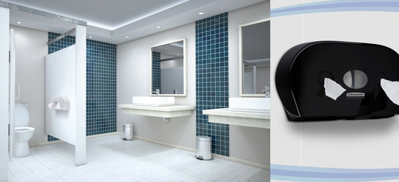 Take maximum control of washroom hygiene, efficiency and sustainability