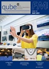 Qube Magazine May 2021