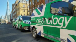 Cleanology goes electric in its latest sustainability move