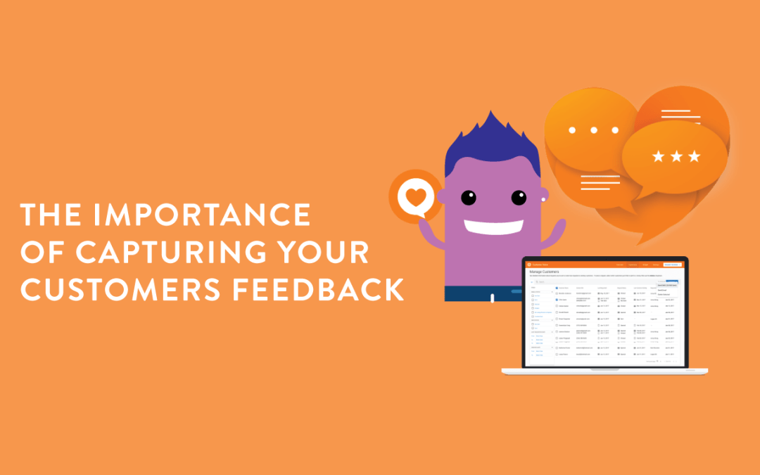 The Importance of Capturing Your Customers Feedback