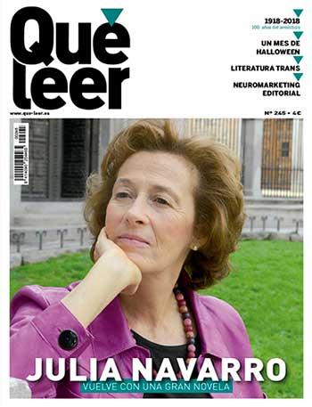 Revista Qué Leer Noviembre