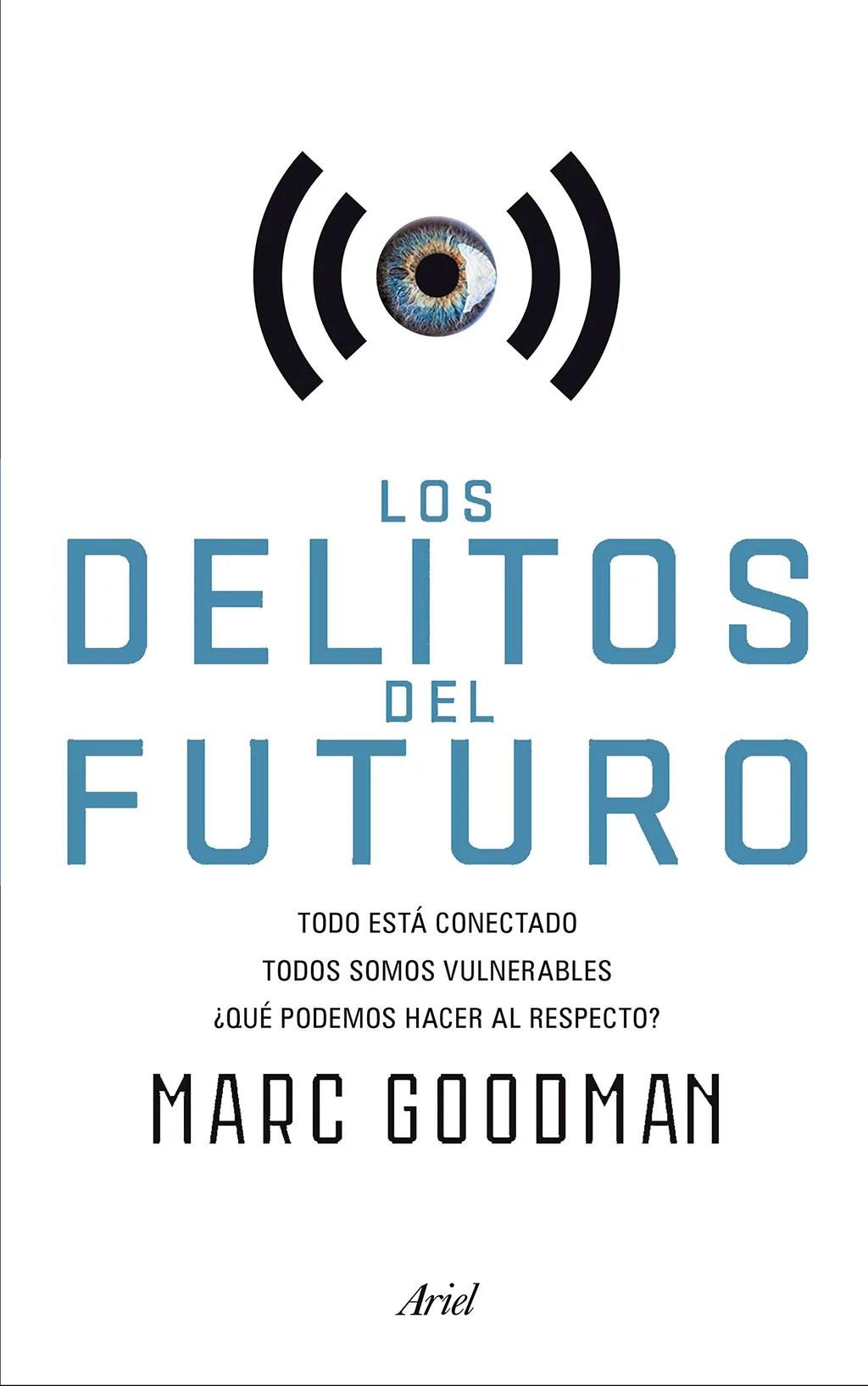 Delitos del futuro. Revista Qué Leer.