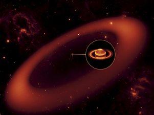 En Júpiter y Saturno puede haber vida