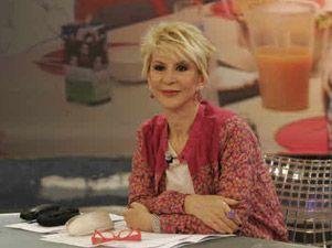 "Jaime Peñafiel, a Karmele en 'La Noria': ""Te has cargado Eurovisión"""