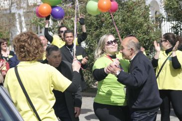 Campofrío recibe a más de 600 solteros de toda España para vivir un encuentro