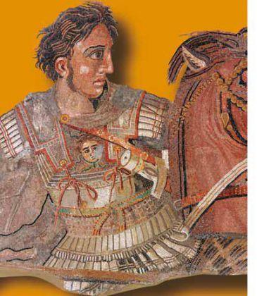 La muestra que recoge 350 piezas sobre Alejandro Magno ya se puede visitar en el Centro de Exposiciones Arte Canal