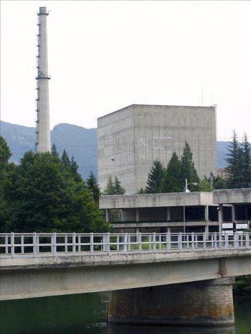 Garoña calienta el Ebro diez grados más de lo permitido, según un informe para Greenpeace