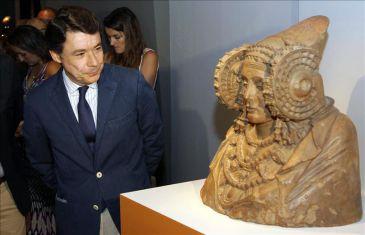 """Hombres o dioses"" recoge el aspecto de los íberos a través de sus esculturas"