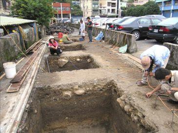 Investigadores españoles y taiwaneses en busca de huellas históricas hispanas