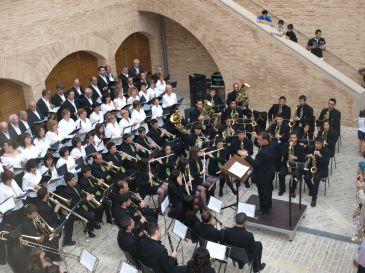 Concierto extraordinario de la Banda Joven de Marcilla