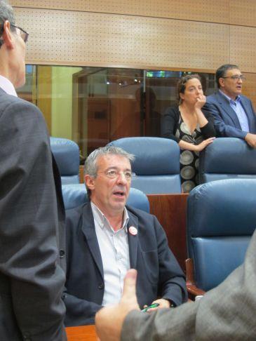 Gordo reprocha a Aguirre que compare a Ángel Carromero con la cooperante secuestrada en Somalia