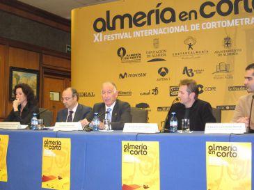 El festival 'Almería en Corto' prevé más de 50 actividades en una decena de espacios de la provincia