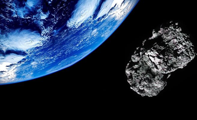 El asteroide 2012 DA14 chocará tarde o temprano con la Tierra