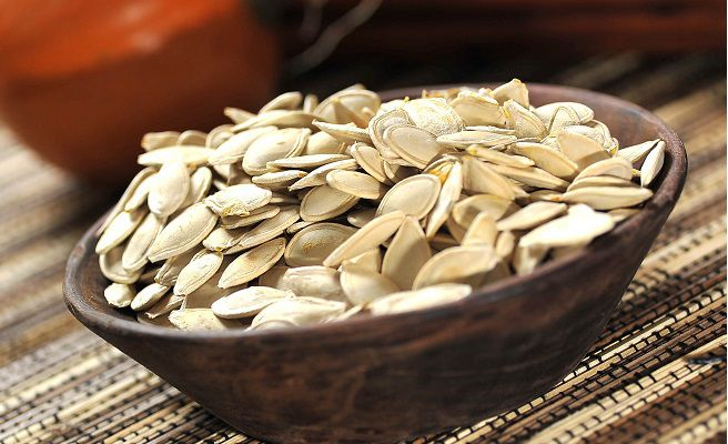 Resultado de imagen para semillas de calabaza