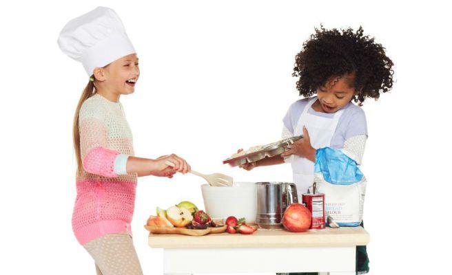 Se buscan niños con pasión por la cocina