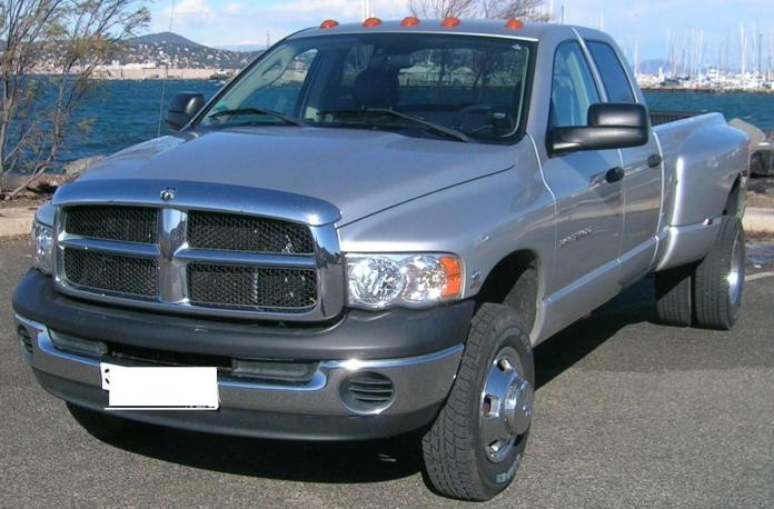 DODGE RAM 3500 DIESEL 4X4 France