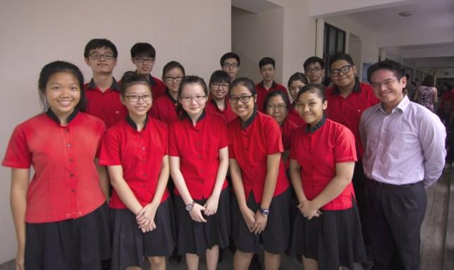 Zheng Hua Secondary School
