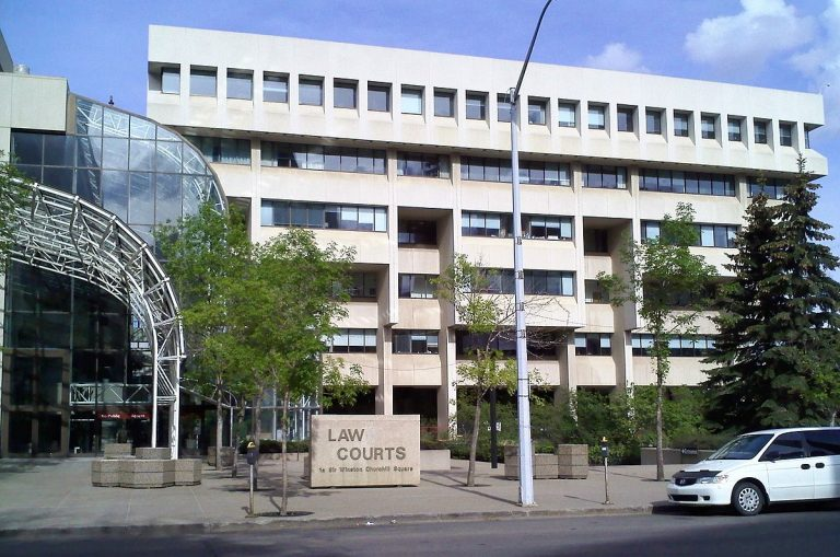 Edmonton Provincial Court for Alberta lawyers