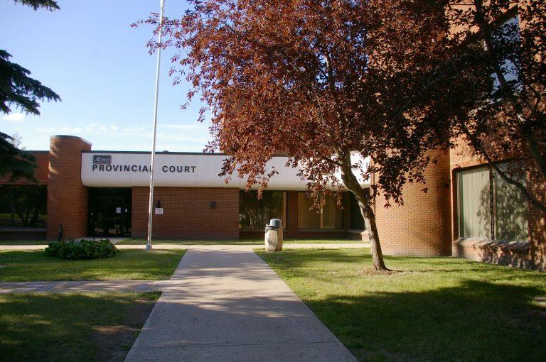 Lloydminster Provincial Building for Alberta lawyers