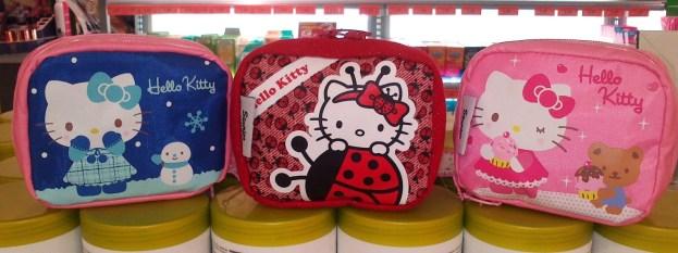 neceser de Hello Kitty