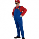 Disfraz de Mario Bros
