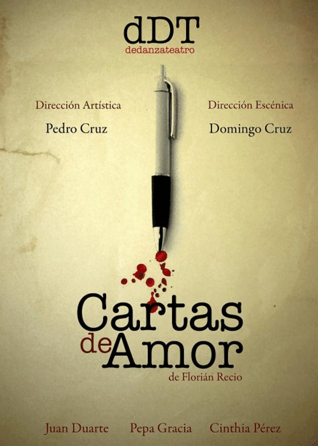 CARTAS DE AMOR (DESVÁN PRODUCCIONES, 2009)