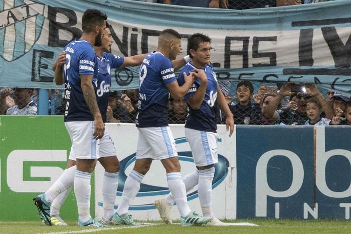 Atlético Tucumán ganó y se metió en puestos de CONMEBOL Sudamericana