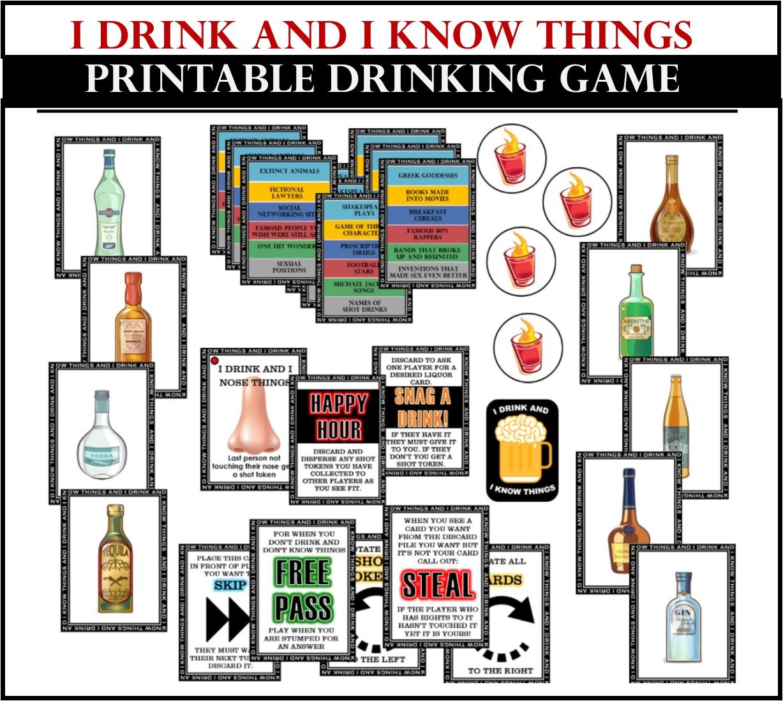 Free Online Drinking Games