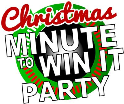 image result for christmas minute to win it games - Youth Christmas Party Decorations
