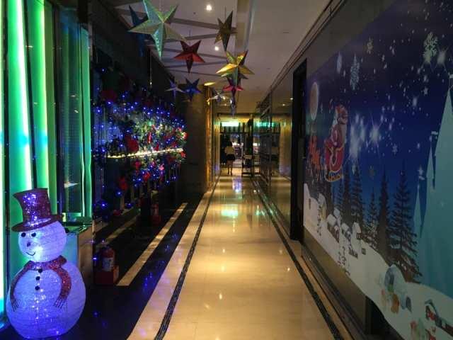 桃園金沙酒店聖誕節活動