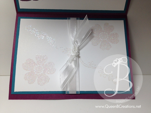 quinceanera invitation bottom