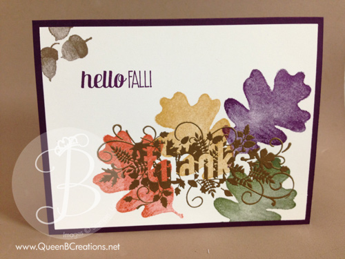 hello fall thanks