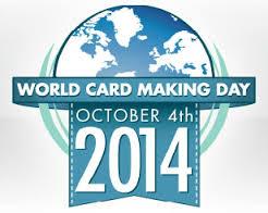 world card making day log