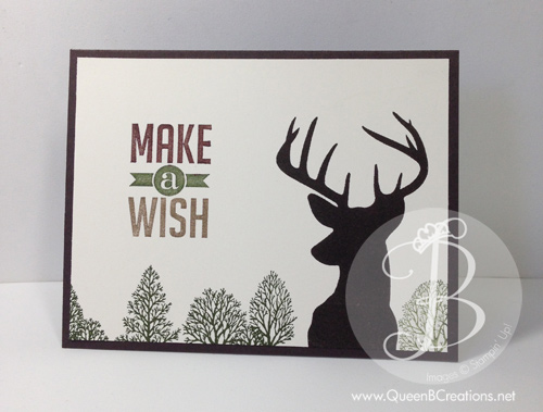 using Rembering Christmas for the deer