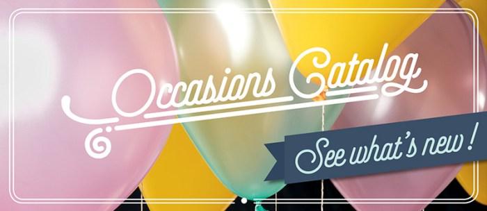 Header_Occasions catalog