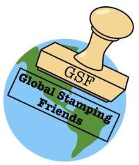 Global Stamping Friends Blog Hop Badge