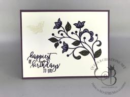 Flourishing Phrases Birthday