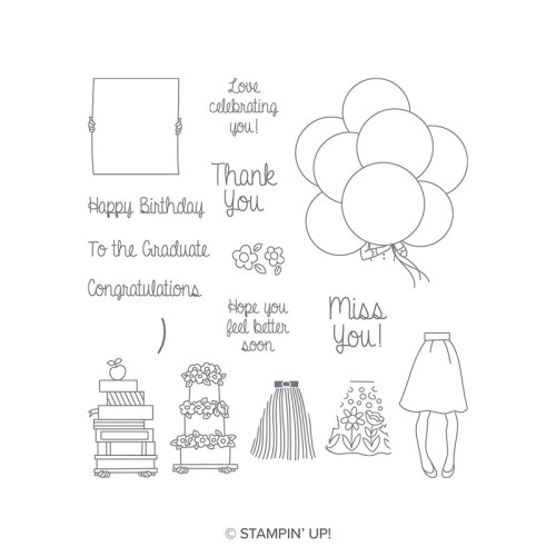 Stampin' Up! Hand Delivered Host Set
